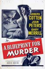 BLUEPRINT FOR MURDER, A