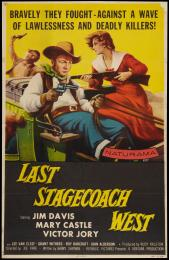 LAST STAGECOACH WEST