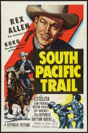 SOUTH PACIFIC TRAIL