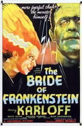 BRIDE OF FRANKENSTEIN, THE
