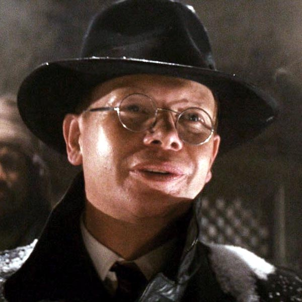 Ronald Lacey avengers